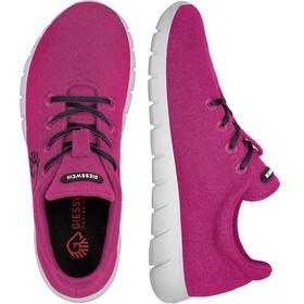 Giesswein Merino Wool Runners Mujer, grape